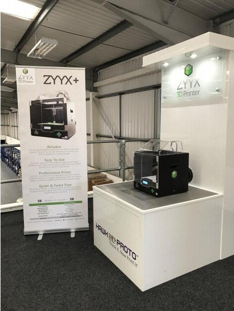 Magicfirm ZYYX 3D printer