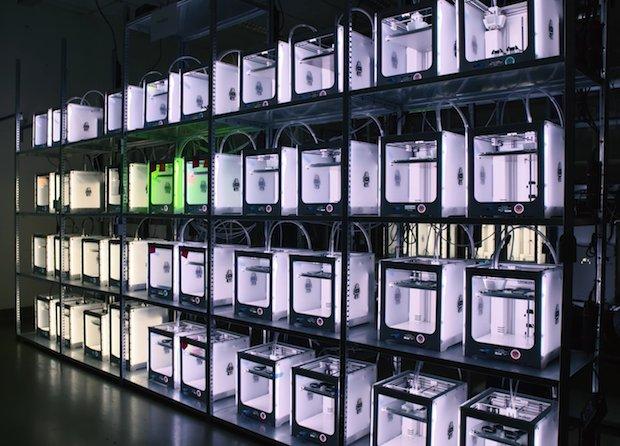 AMS Print Factory Ultimaker