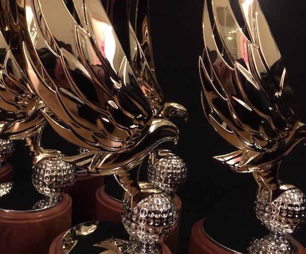 isodo3D falcon trophy