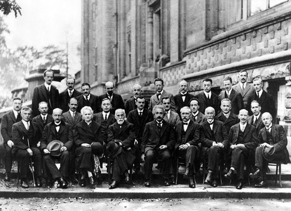 The 1927 Solvay Conference