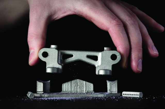 Patented separable supports make it possible to remove support by hand