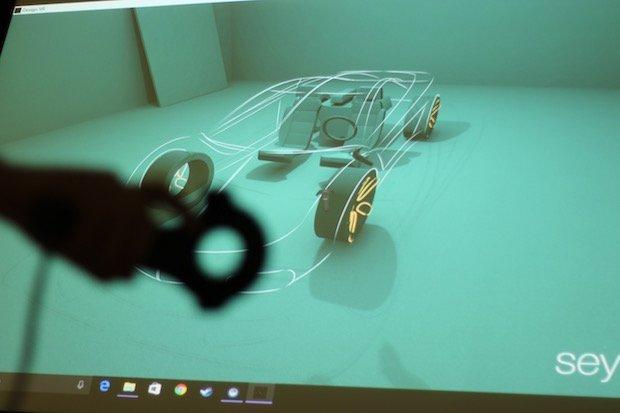 Seymourpowell VR