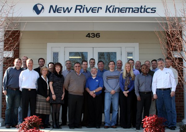 Hexagon Acquires New River Kinematics NRK image