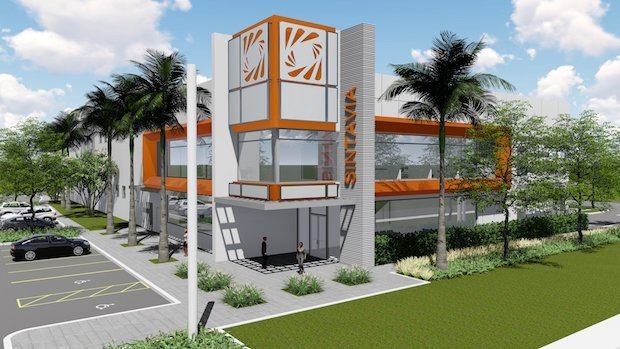 Sintavia Florida facility mid 2018