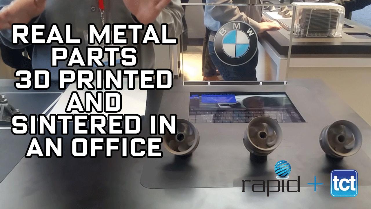 Desktop Metal speaks to TCT