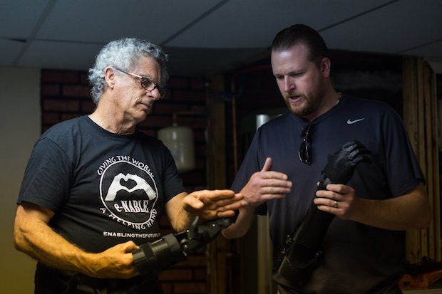 Portland Rotary Club prosthetics Dom Rep