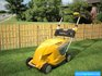 Project: Lawnmower design.