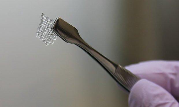 Northwestern Uni researchers 3d printed ovaries