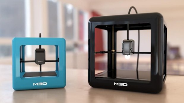 M3D Pro & Micro+ printers