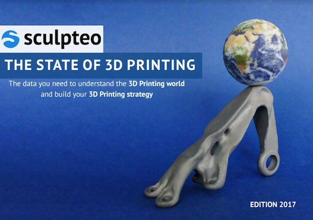 Sculpteo state of 3D printing