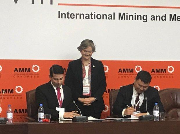Metalysis Kazakhstan