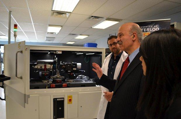 Waterloo Uni AM Lab