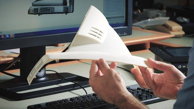 NIDEK Technologies Stratasys