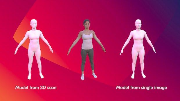 Body Labs SOMA PR