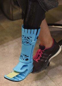 Gulf Region prosthetic