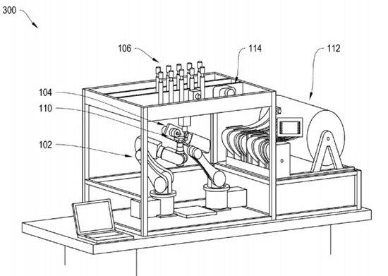 iRobot Robotic Fabricator