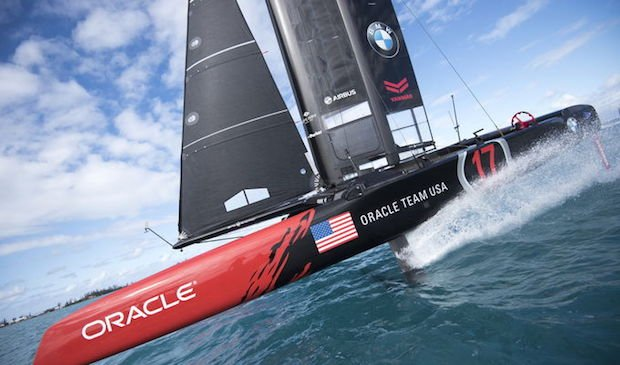 APWORKS ORACLE Team USA