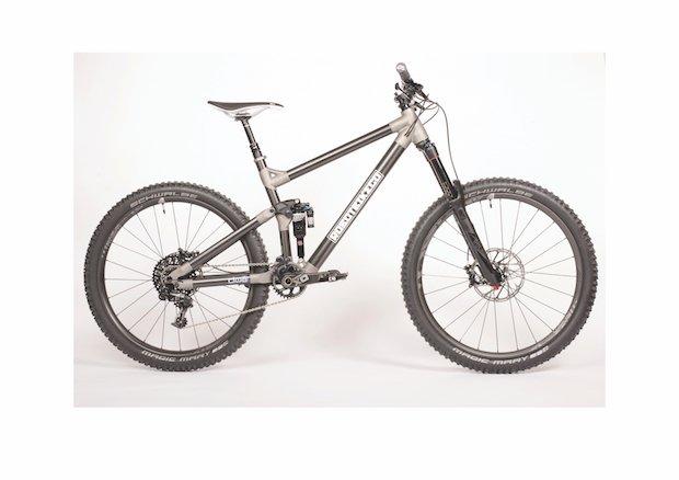 Renishaw cover story bike