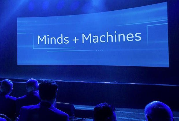 GE MINDS AND MACHINES