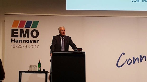 EMO Hannover Carl Martin Welcker