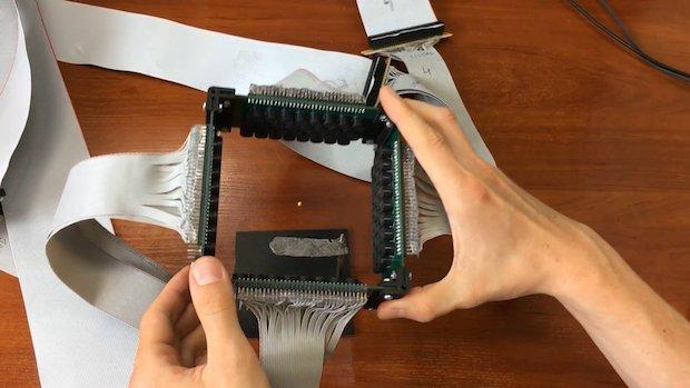 Neurotechnology ultrasonic 3D printing