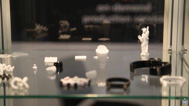 3DCeram ceramic 3D prints formnext