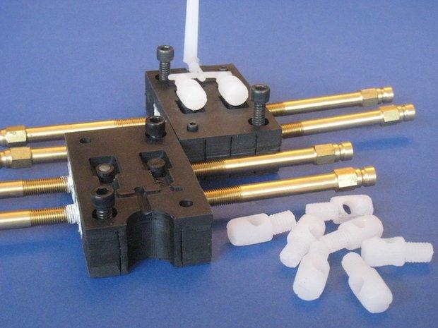Avante Tech FilaOne™ GRAY Injection Mold & Parts