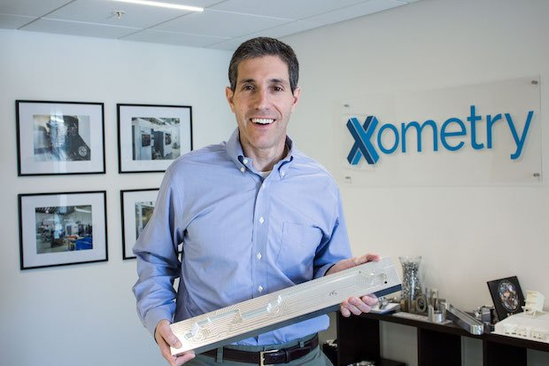 Randy Altschuler, Co-Founder and CEO of Xometry