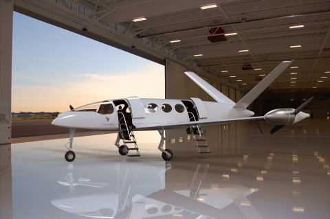 Eviation Aircraft Stratasys