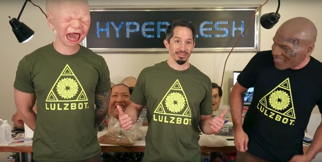 Landon Meier and his hyper-realistic masks made possible thanks to Lulzbot