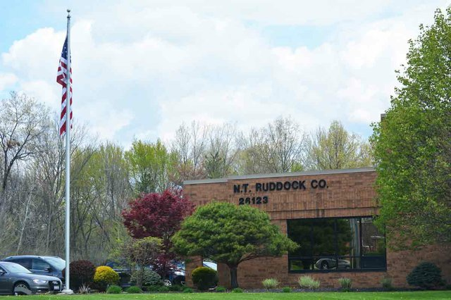 The N.T Ruddock Company in Cleveland, Ohio