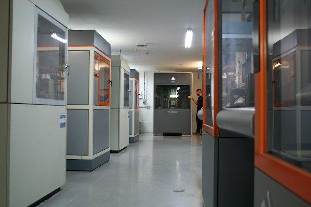 ARRK Offical SLA Room with ProX800 machine at ARRK GTC Prototyping Centre