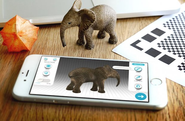 Qlone 3D scanning app
