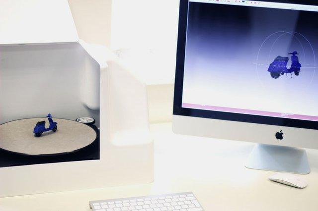 CAD Scan 3D scanner