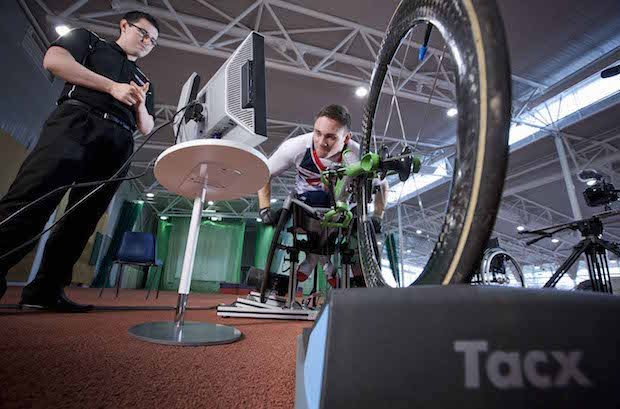 BAE Systems Para Athletics James Ball