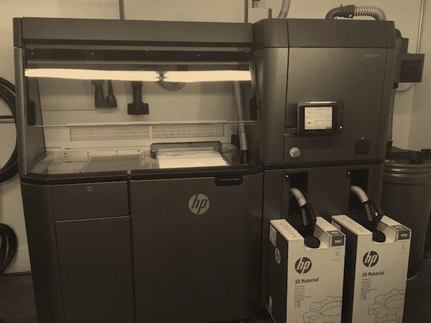 Forecast 3D HP MJF printer