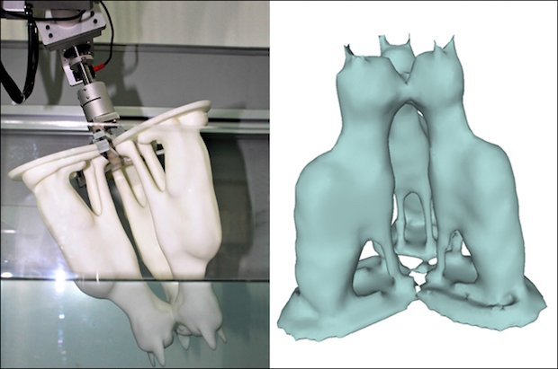 Israel research 3D scan water robotics