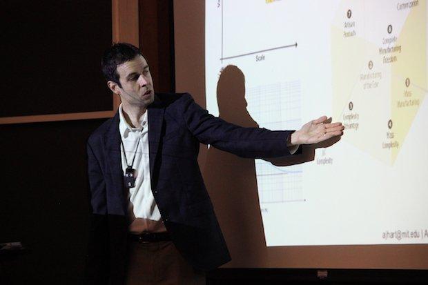 MIT Professor John Hart