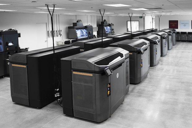 Forecast 3D 12 HP machines