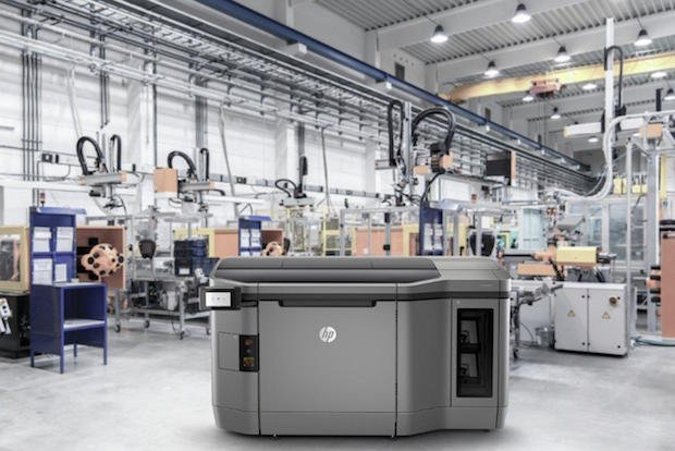 The HP Multi Jet Fusion 4200 printer