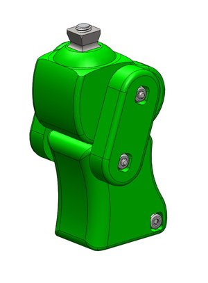 ReMotion Knee Joint model