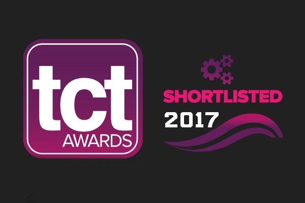 TCT Awards industrial app shortlist