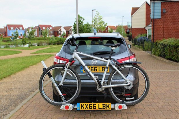 Proto Labs cycle carrier prototype