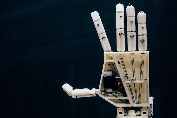3D Hubs robotic hand