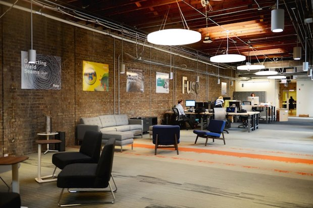 GE Fuse office credit