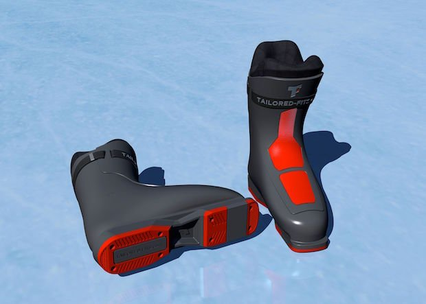 SelectAdd Close Selected Files (0) Add Upload* Select a File  Materialise ski boot