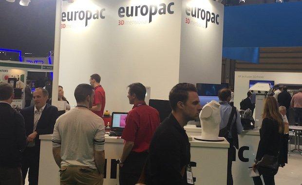 Europac 3D TCT Show