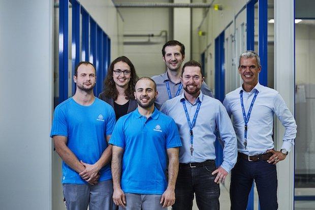 Thyssenkrupp TechCenter AM team