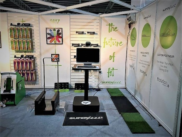 FitStation by HP - Superfeet