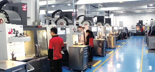 The Star Rapid factory floor.jpg